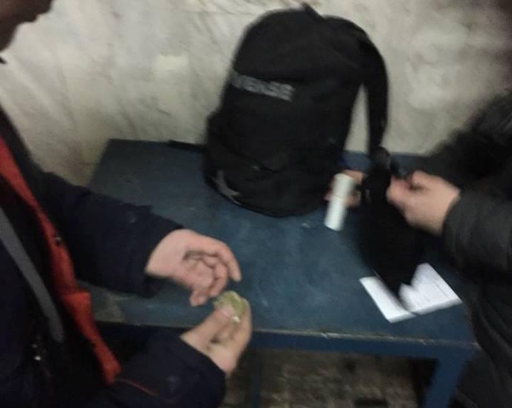 На Южном вокзале парень пострадал из-за Пули