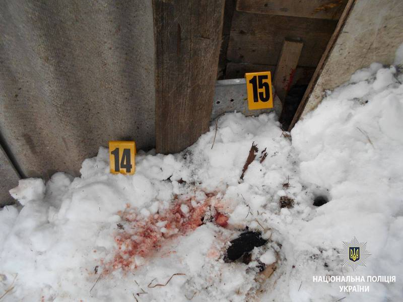 Жестокая расправа на Харьковщине. Погибла женщина (фото)