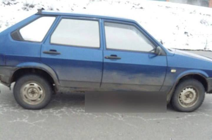 Авария под Харьковом. После столкновения машина сбила насмерть пешехода