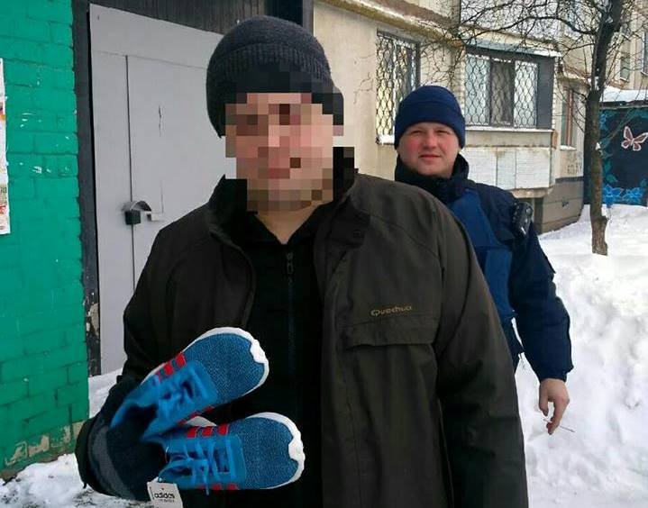 Из-за инцидента в магазине в Харькове гонялись за мужчиной