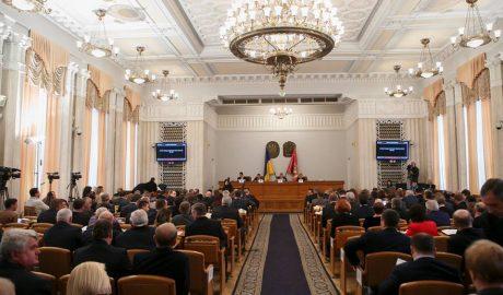 Бывший губернатор Харьковской области оказался самым недисциплинированным