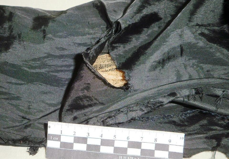 На Харьковщине в мужской кофте обнаружили неожиданную находку (фото)