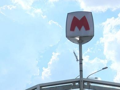 В харьковском метро - столпотворение (видео)