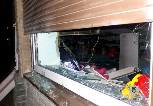 Взрыв магазина в Харькове. Полиция обнародовала видео