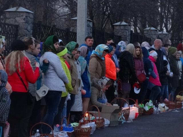 В Харькове началось праздничное шествие (фото)