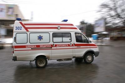 В Харькове группу студентов увезли в больницу на «скорой»