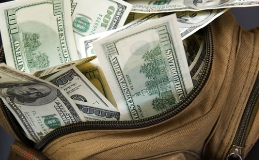 В Харькове потерялся мужчина с большой суммой чужих денег