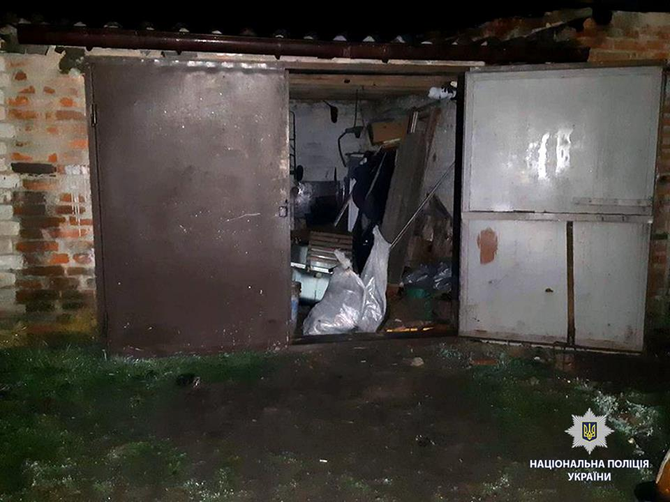 Происшествие в Харьковской области. Парень заставил соседку поволноваться (фото)
