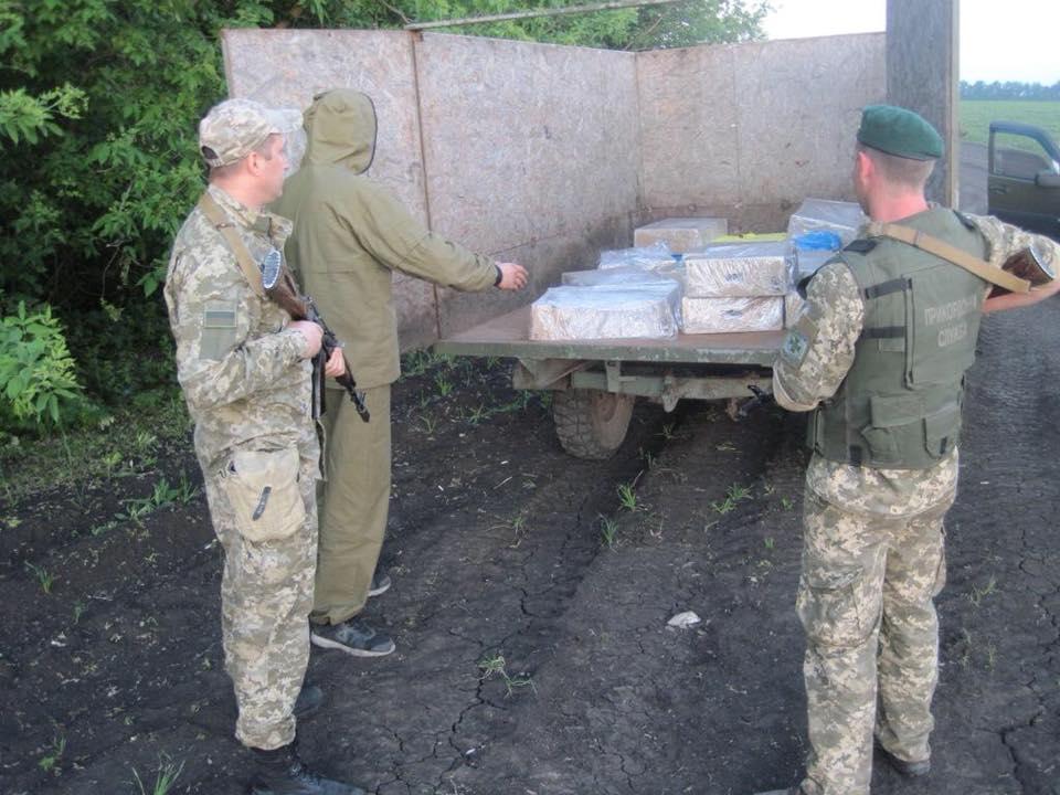 На Харьковщине мужчину ловили с помощью специального прибора (фото)