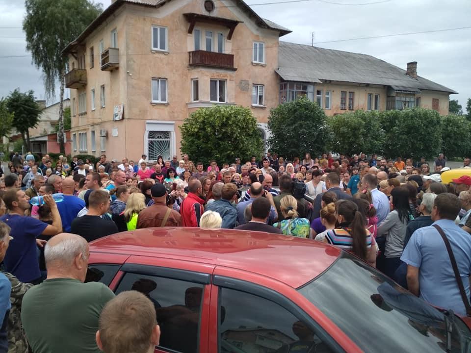Загадочная смерть активиста под Харьковом: назревает народный бунт (видео)