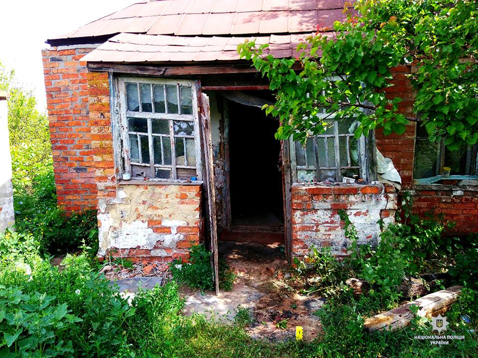 Страшную находку обнаружили в частном доме под Харьковом (фото)