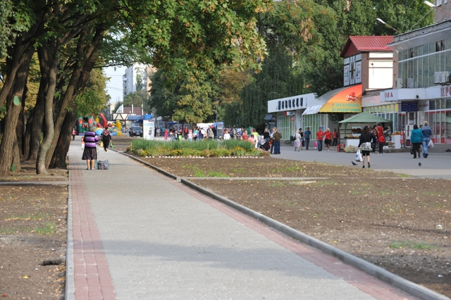 Новые объекты хотят построить в харьковском парке