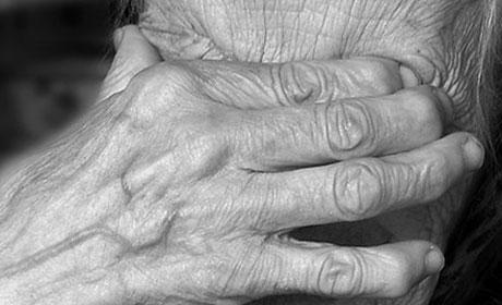 Жуткий случай на Харьковщине. Мужчина зверски поиздевался над старушкой (фото)