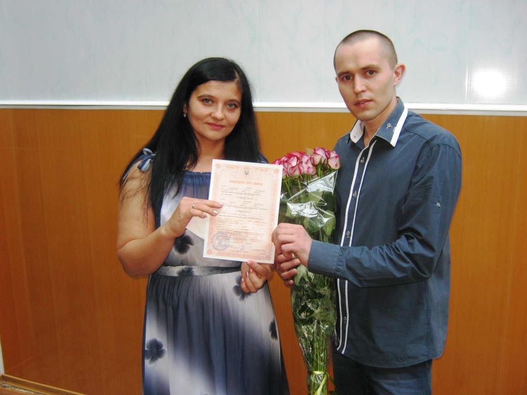 Необычные свадьбы сыграли в Харькове