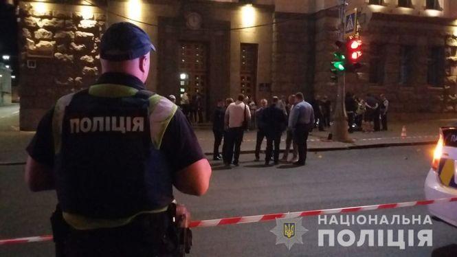 Харьковская полиция: Подозреваемый в убийстве копа раньше не имел проблем с законом