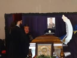 Мама полицейского, погибшего в Харькове: Дима был добрым и хорошим мальчиком, его все любили (фото, видео)
