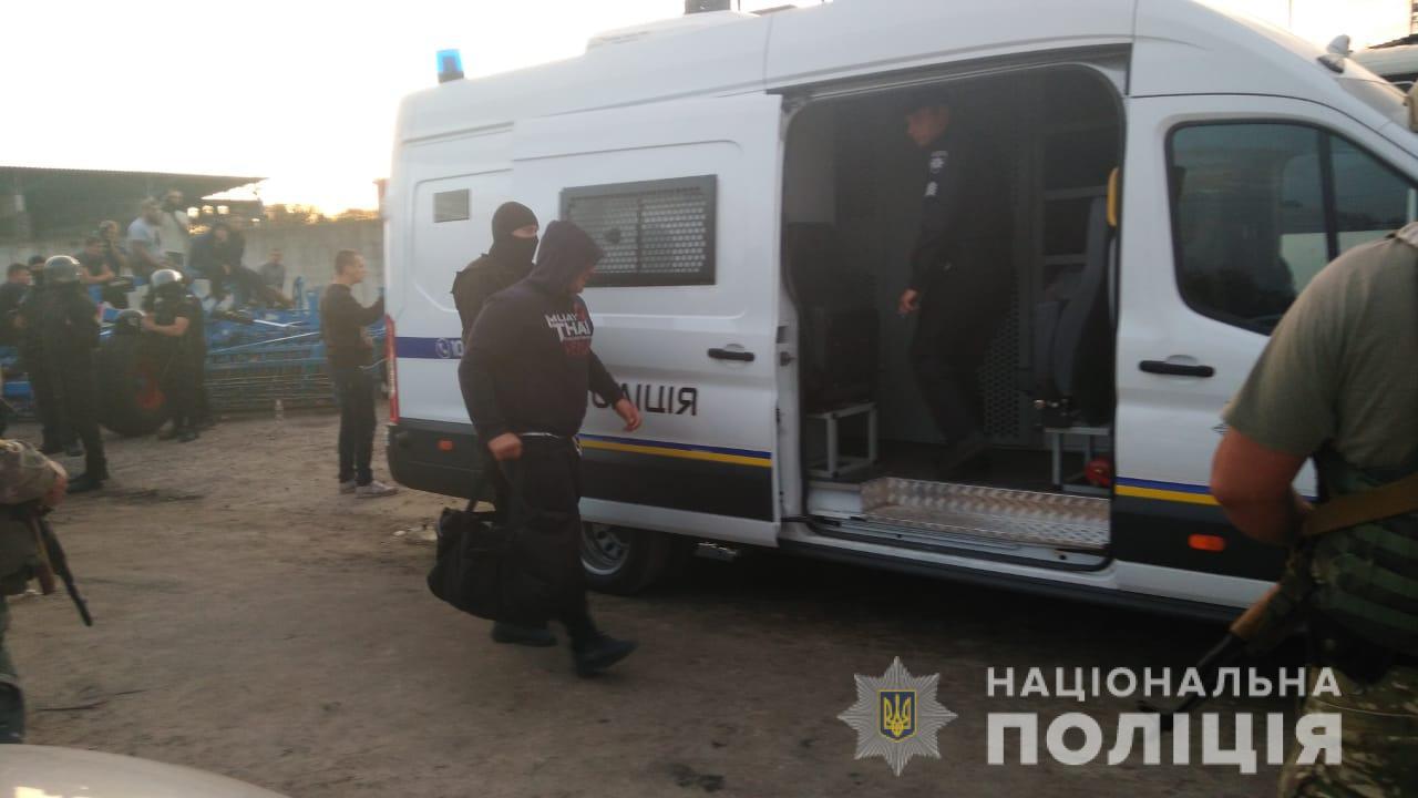 Стрельба в Харьковской области. Задержан еще один участник событий