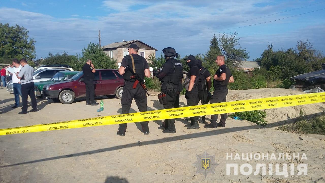 Стрельба в Харьковской области. Подробности (фото, видео)