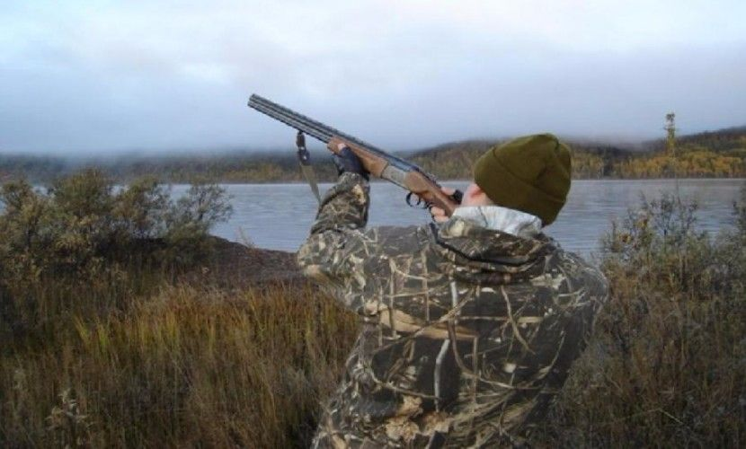 В Харьковской области охотник перепугал своих товарищей до полусмерти