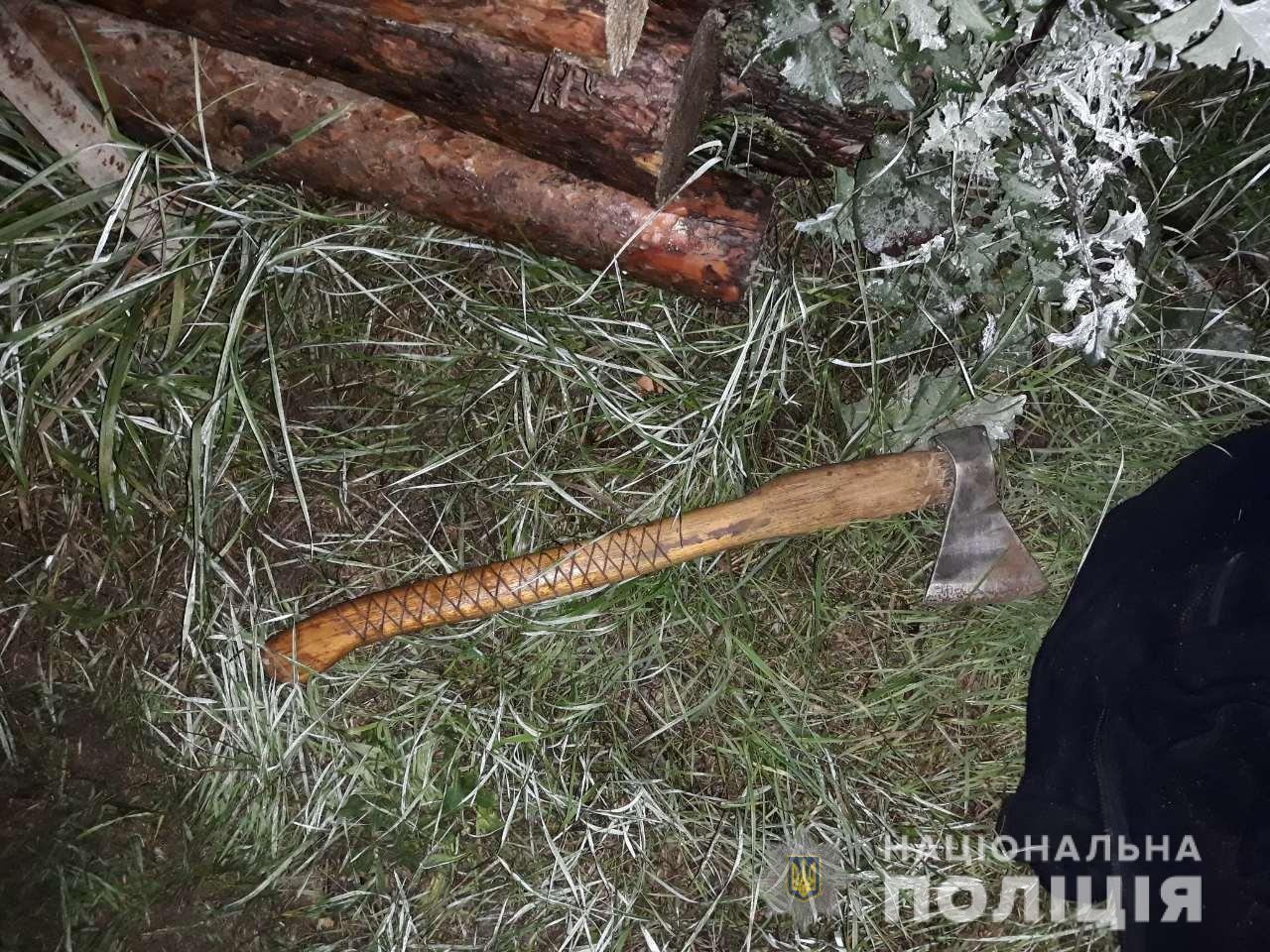 В Харьковской области мужчина устроил незабываемый день жене и теще