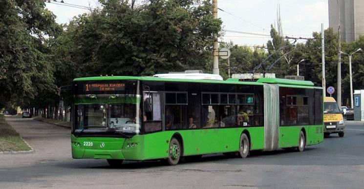 Транспортный коллапс грозит Харькову