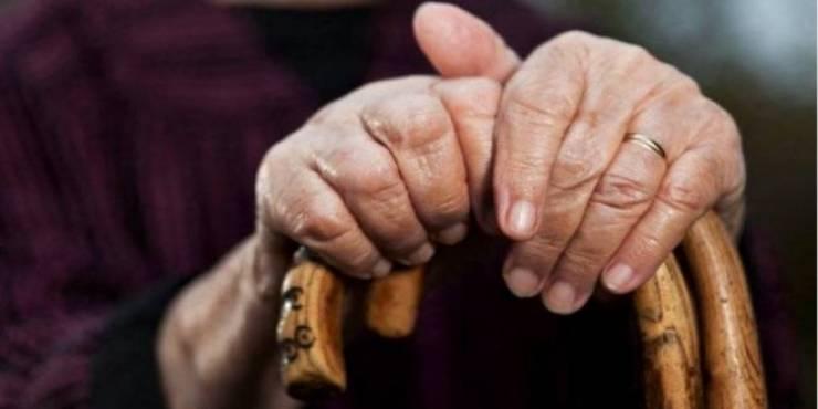 В Харьковской области старушка вышла в город и угодила в переделку