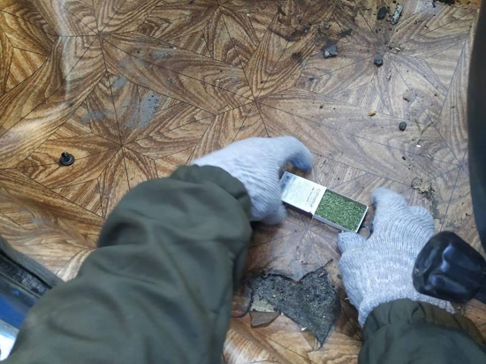 Под Харьковом парня не выпустили за границу из-за животного (фото)