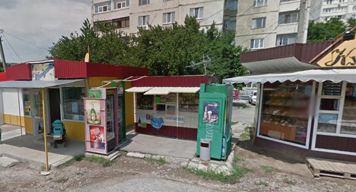 В Харькове человека оштрафовали за наклейку