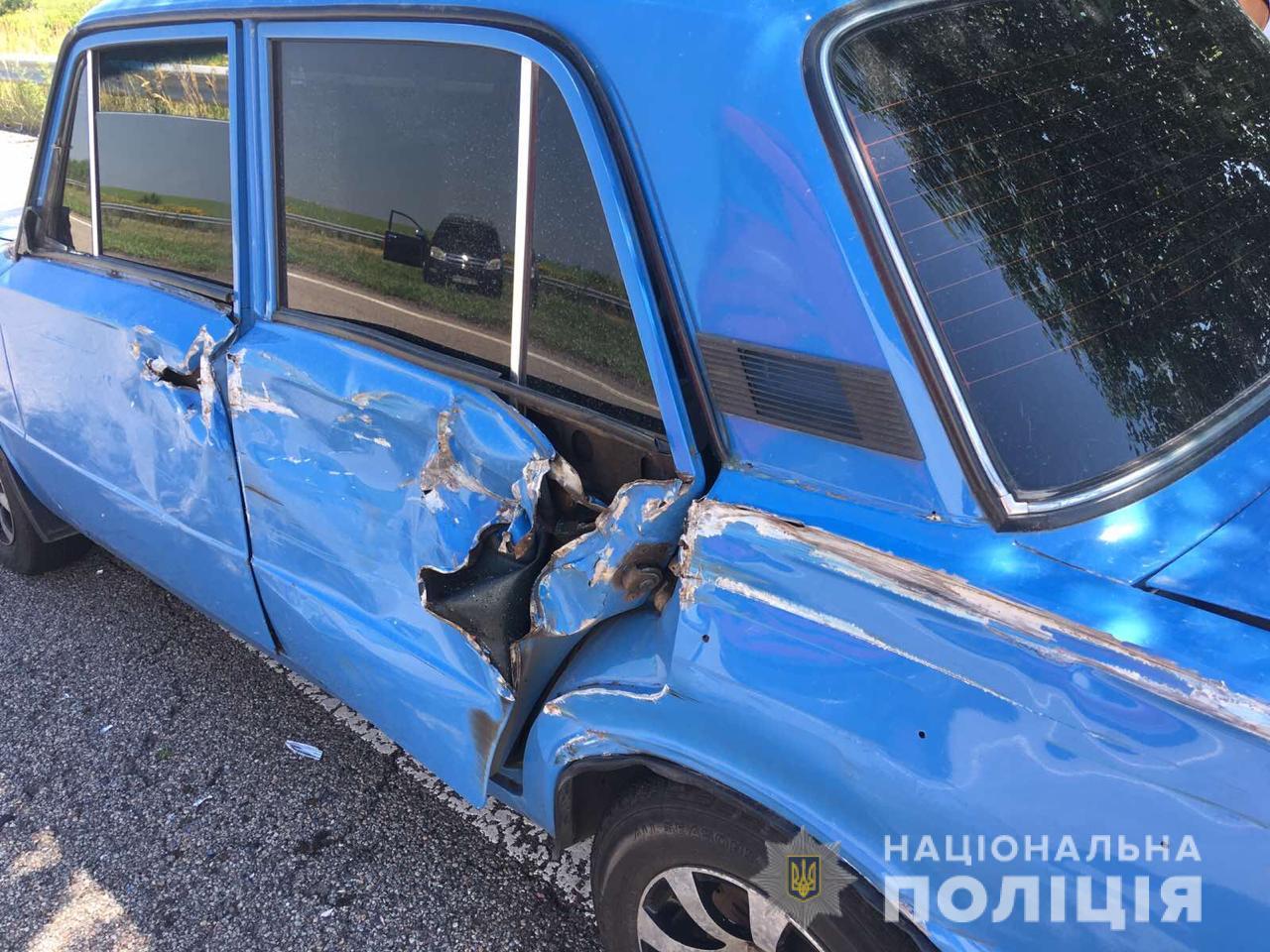 Мужчина из Харьковской области погиб на глазах у семьи (фото)