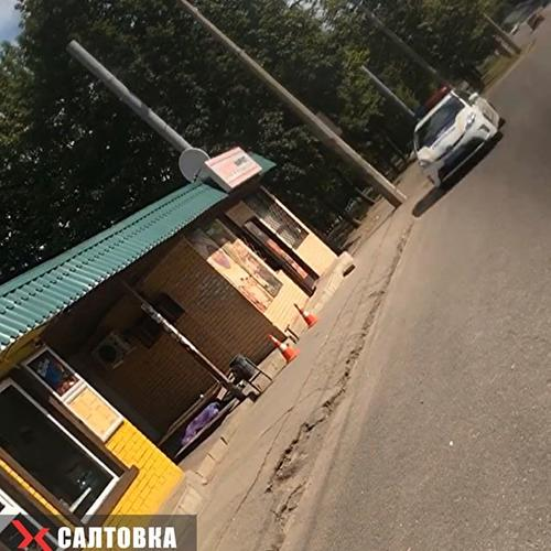 Страшную находку обнаружили на троллейбусной остановке в Харькове