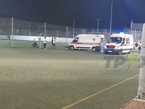 Трагедия на футбольном поле в Харькове: стало известно, от чего умер иностранец