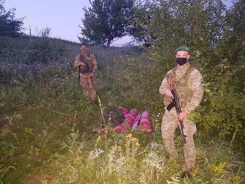 Казусный случай под Харьковом: нарушитель закона внезапно себя разоблачил
