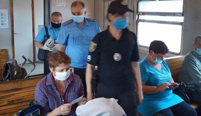 На Харьковщине пассажиры электрички очутились в заложниках