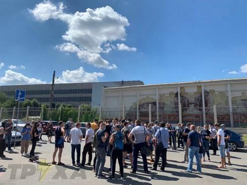 Акция протеста в харьковском метро: в чем причина (фото, видео)