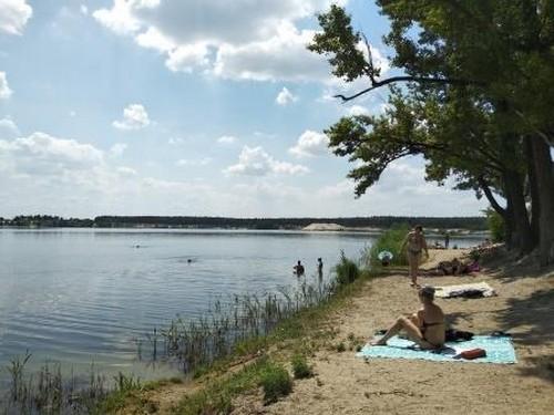 Где опасно купаться в Харьковской области