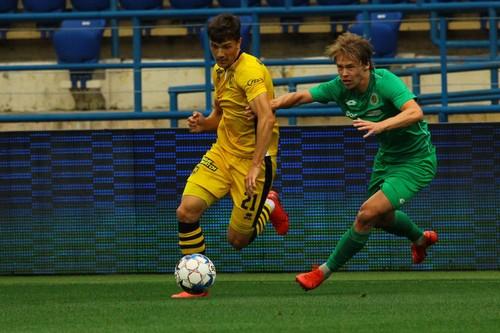 Харьковские футболисты никак не могут подтвердить свои высокие притязания (фото)