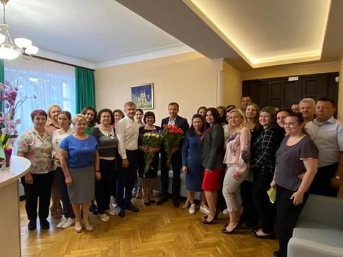 В Харькове назначили нового руководителя (фото)