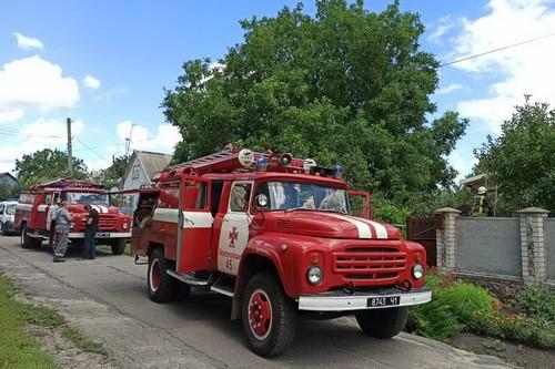 Дома больше нет: крупный пожар произошел на Харьковщине (фото)
