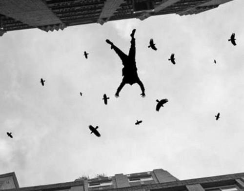 В Харькове парень упал с высоты и погиб (фото)