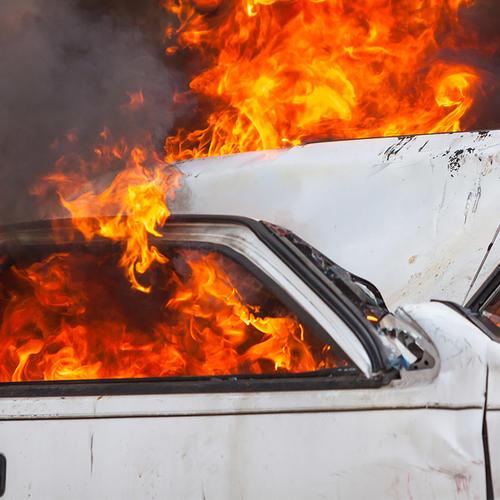 В Харьковской области случилось серьезное происшествие из-за автомобиля