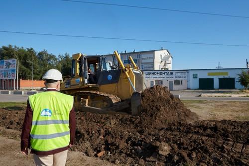 Дорога на Салтовку. В Харькове стартовало грандиозное строительство (фото, видео, дополнено)