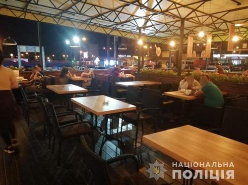 Где в Харькове отлавливают нарушителей карантина (фото)