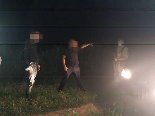 Иностранный преступник заблудился на просторах Харьковщины