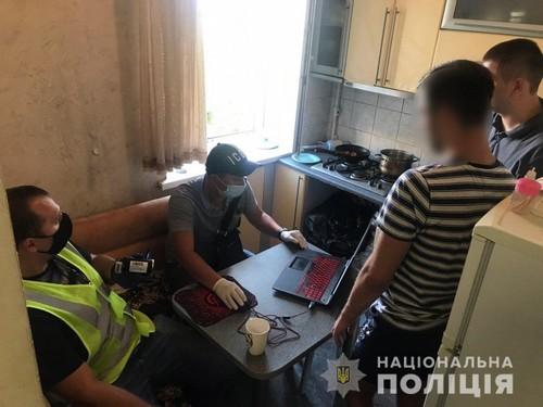 В Харькове поймали группу людей, которые травили население (фото)