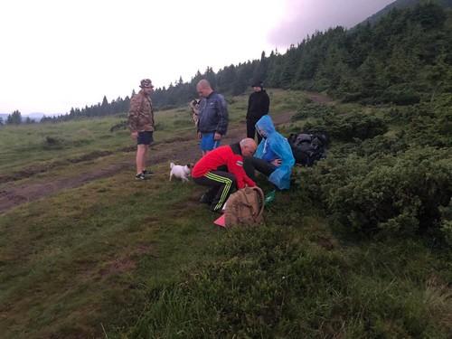Происшествие в горах: госпитализировали подростка из Харькова (фото)