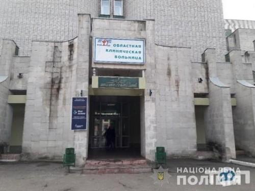 В Харькове мужчина потерял зрение из-за врача