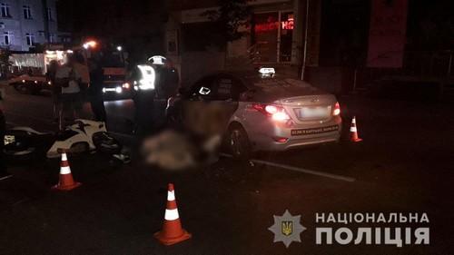 Смертельная авария в центре Харькова: официальная информация (фото)