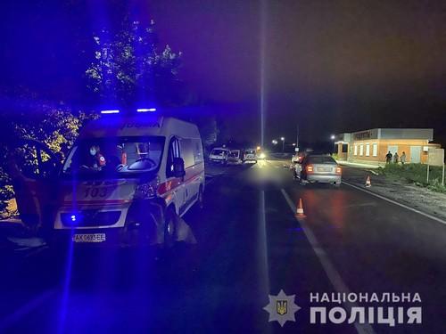 В Харькове ищут очевидцев гибели женщины