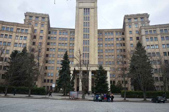 Лучшие вузы Харькова: данные международного рейтинга