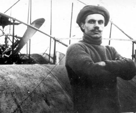 Пионер харьковской авиации